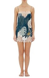 Carine Gilson Women's 'Decollete' Chemise Multi