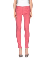 Camouflage Ar And J. Trousers Casual Trousers Women Pastel Pink