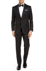 Ted Baker Men's London Josh Trim Fit Wool And Mohair Tuxedo