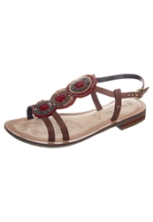 Tom Tailor Sandals Red