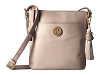 Tommy Hilfiger Summer Of Love Pebble Crossbody Blush Cross Body Handbags Pink
