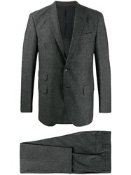 The Gigi Two Piece Formal Suit Grey
