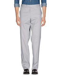 Angelo Nardelli Casual Pants Light Grey