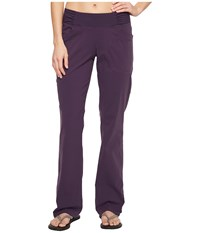 Mountain Hardwear Dynama Pant Blurple Women's Casual Pants Blue