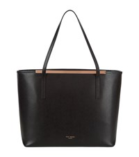 Ted Baker Celiaa Enamel Crosshatch Shopper Female Black