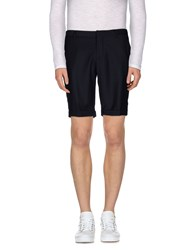 Gaudi' Trousers Bermuda Shorts Men Dark Blue