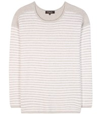 Loro Piana Cashmere Sweater Beige