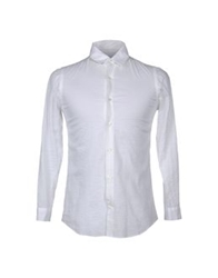 Julien David Shirts White