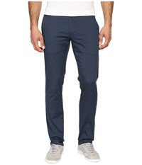 Rvca The Week End Stretch Pants Midnight Men's Casual Pants Navy