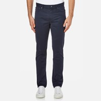 Michael Kors Men's Slim 5 Pocket Twill Jeans Midnight Blue