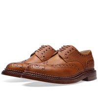 Grenson Archie Triple Welt Tan Country Grain