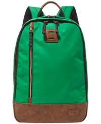 Fossil Men's Sportsman Backpack Green