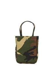 Ashley Williams Camouflage Print Top Handle Tote 60