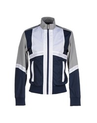 Bikkembergs Coats And Jackets Jackets Men White