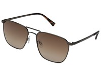 Von Zipper League Antique Bronze Brown Gradient Sport Sunglasses