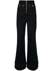 Alice Mccall Bluesy Flared Jeans