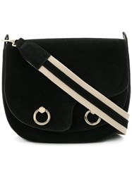 Tila March Linda Besace Crossbody Bag Black