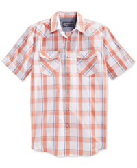American Rag Koffler Plaid Shirt