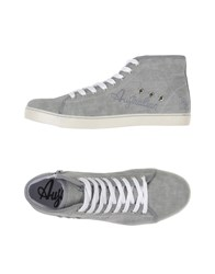 Australian Footwear High Tops And Trainers Men Grey