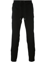 Hydrogen Straight Trousers Black