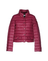 Escada Sport Down Jackets Garnet