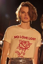 Bdg No Love Lost Tee White