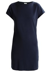 Filippa K Jersey Dress Night Dark Blue