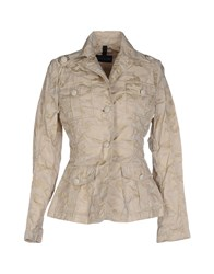 Aquarama Suits And Jackets Blazers Women Sand