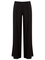 Lygia And Nanny Wide Leg Trousers Black