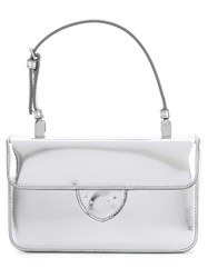 Rochas Small Metallic Handbag