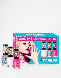 Rimmel London Rita Ora Nail Set Save 30 Ritaoranails