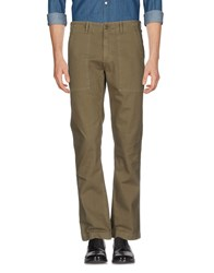 Alex Mill Casual Pants Military Green