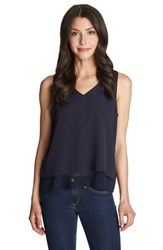 Women's 1.State Envelope Back Double Layer Tank