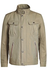 Colmar Jacket With Stand Up Collar