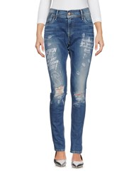 Andy Warhol By Pepe Jeans Denim Denim Trousers
