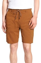 Brixton Men's Transport Relaxed Fit Cargo Shorts