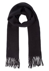 Polo Ralph Lauren Scarf Black Charcoal