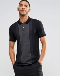 Religion Sully Polo Shirt Black