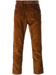 Levi's Vintage Clothing Corduroy Trousers Brown