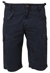 Alpha Industries Flight Shorts Blue Dark Blue