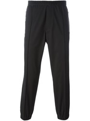 Dsquared2 Elasticated Cuff Trousers Black