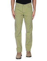 9.2 By Carlo Chionna Trousers Casual Trousers Men Green