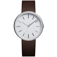 Uniform Wares M37 Precidrive Watch Brown