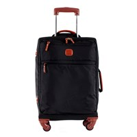 Bric's X Travel Lightweight Carry On Trolley Black
