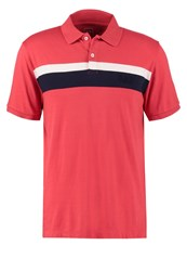 Gap Polo Shirt Weathered Red