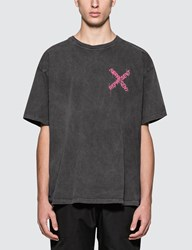 Represent Destroyed Logo S S T Shirt