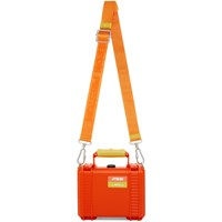 Heron Preston Orange Tool Bag