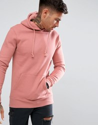 Pull And Bear Pullandbear Hoodie In Pink Pink