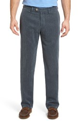 Tommy Bahama Men's Havana Herringbone Silk Blend Chinos