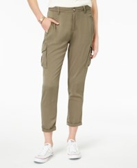American Rag Juniors' Soft Cargo Pants Dusty Olive